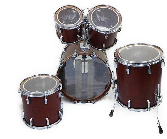 ドラムセットを賢く処分する4つの方法